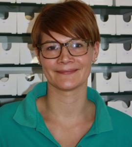 Frau Schwiperich - Labor & kieferorthopaedische Fachassistentin in der kieferorthopaedischen Praxis Smile & More in Bonn - Bad Godesberg