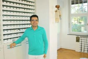 Dr. med. dent. Afshar Kawarizadeh - Kieferorthopaede in Bonn - Bad Godesberg